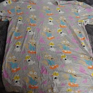 Rocko's Modern Life T Shirt